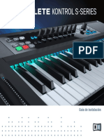KOMPLETE KONTROL Setup Guide Spanish.pdf