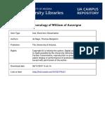 Demonology of William of Auvergne