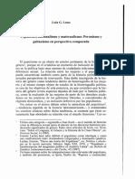 Gaitanismo y Peronismo