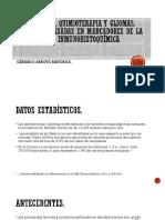 Marcadores de La Metilcion y Gliomas i