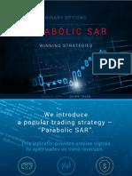 Parabolic Strategi Berdagang