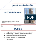 Improve Operational Availability of CCR Reformers