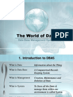 Ch 1introductory Concepts of Dbms