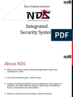 Integrated Security - NDS
