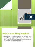 1 Job Hazards Analysis SLMC