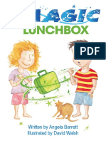 Magic Lunchbox Book