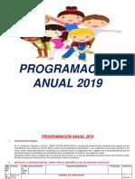 PROGRAMACION 2019