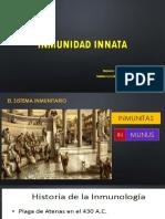 Inmunidad Innata UNMSM 2019