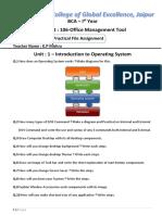 BCA-106(OMT)+Practical+Assignment1572492947753 (1)