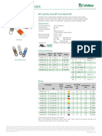 Littelfuse BF1 32V Datasheet