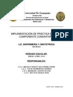 Implementacion Primer Nivel Practica Integral