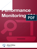 Web Performance Monitoring 101 eBook