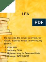 lea Q&A