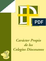 CaracterPropioColegiosDiocesanos