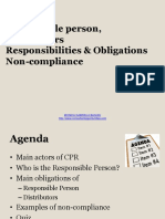 Responsibilities & Obligations cpnp