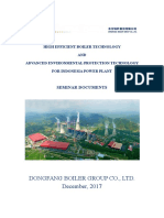 Seminar PPT_High Efficient Boiler Technology and Advanced Environmental Protection Technology for Indonesia Power Plant.pdf
