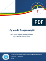 Caderno DSIST Logica Programacao ETEPAC 2019.2