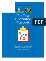 Automation Playbook