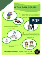 Poster Etika Batuk