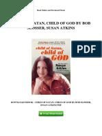Child of Satan, Child of God, por Susan Atkins