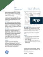 Ex2100e and Ex2100 Comparison Fact Sheet English