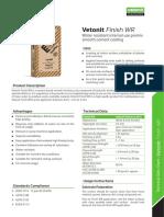 Vetonit Doc Technical Map en 3193