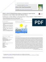 Abiotic Control of Phytoplankton Blooms in Temperate Coa 2018 Science of The