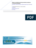 [doi 10.1063_1.5047346] Andika, Ryan Bobby; Widodo, ; Setiawan, Teddy; Sulistyorini, Okt -- AIP Conference Proceedings [Author(s) INTERNATIONAL SYMPOSIUM ON EARTH HAZARD AND DISASTER MITIGATION (ISE.pdf