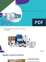 Merck laboratory chemical grading