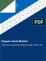 Organic Seed Market