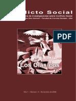 Revista Conflicto social
