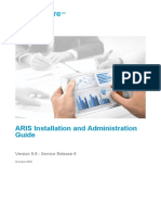 ARIS Server Installation and Administration Guide