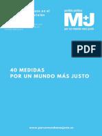 Programa Electoral Por Un Mundo Mas Justo (1)