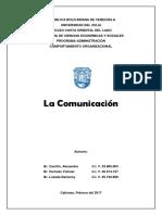 Unidad 6 Comunicacion