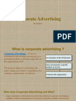 corporateadvertising-130901090046-phpapp02