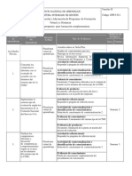 Cronograma Del Sena