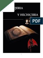 Manual de Brujeria y Hechiceria