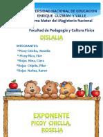 Diapositivas de Dislalia
