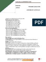 Constitution Du Burkina Faso1