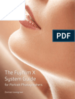 Damien Lovegrove - The Fujifilm X System Guide for Portrait Photographers-Damien Lovegrove (2016)