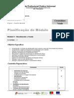 planificação mod 8