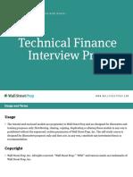 Technical Interview Prep 2018 (1)