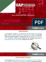 CLASE 1 - INVESTIGACIÓN - ENFOQUES.pptx