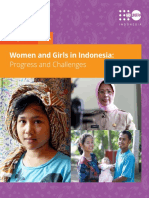 Women and Girls in Indonesia