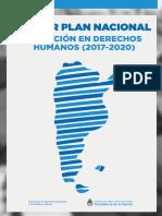 Plan Nacional de Derechos Humanos 2018