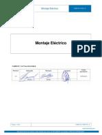 FAMETAL-PR-53-1.0 Procedimiento de Montaje Eléctrico - Recomendaciones