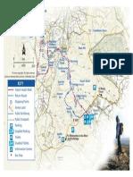 Haytor Audio Walk Map
