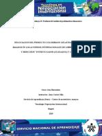 Oscar Bermudez - Analisis de Problematicas Financieras