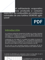 Influencia del enfriamiento evaporativo en la potencia producida.pptx