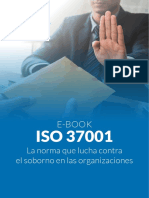 ISO 37001 Sistema Gestión Antisoborno